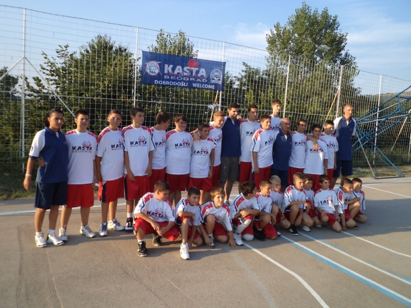 best team kasta camp